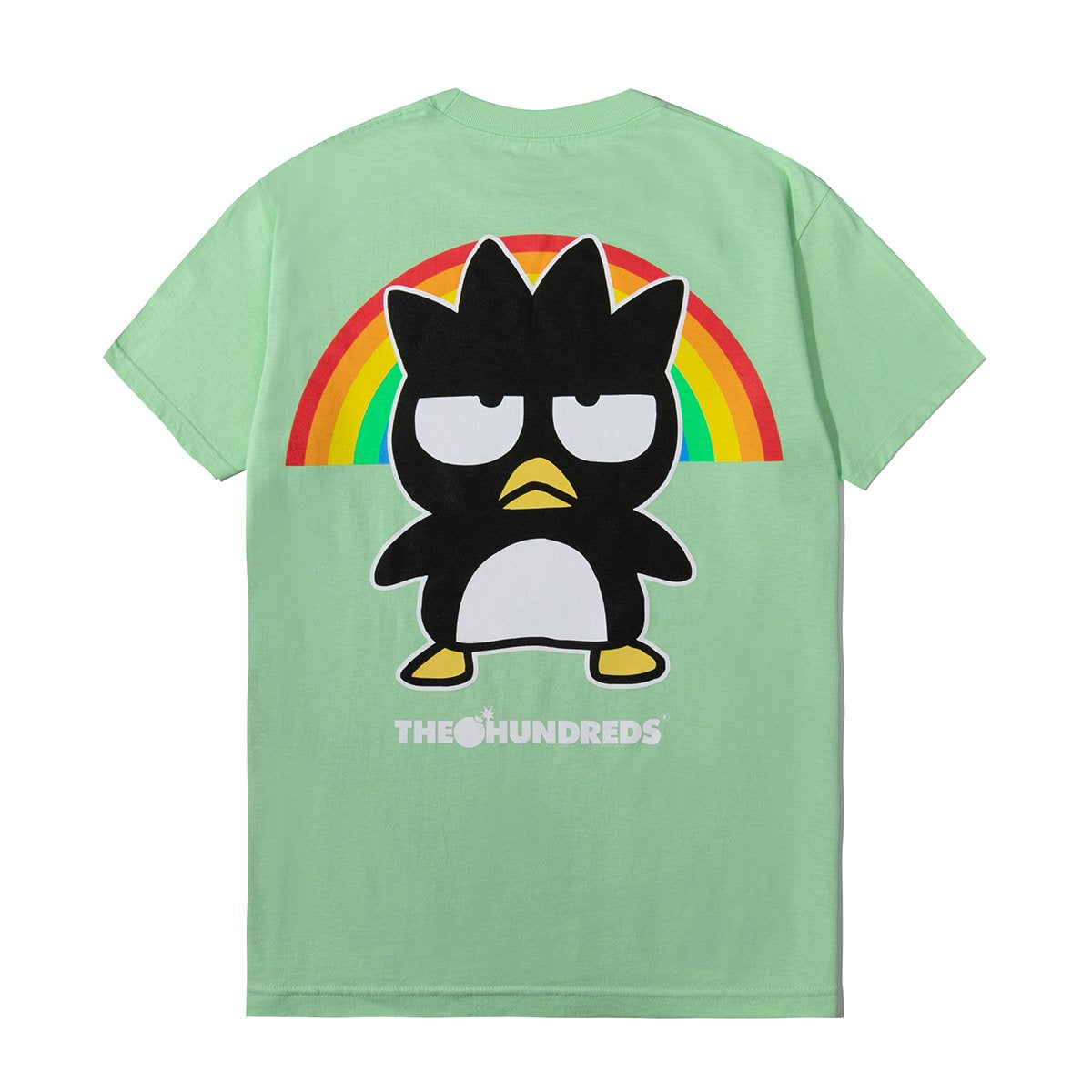 The Hundreds x Sanrio Badtz-Maru T-Shirt Green