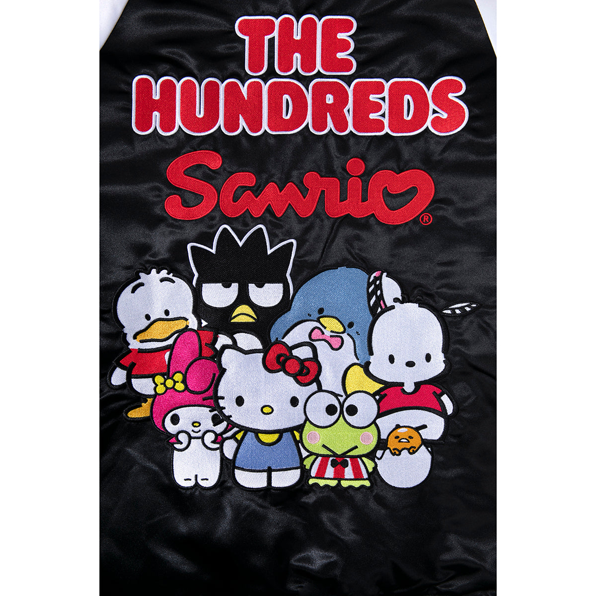 The Hundreds x Sanrio Characters Souvenir Jacket