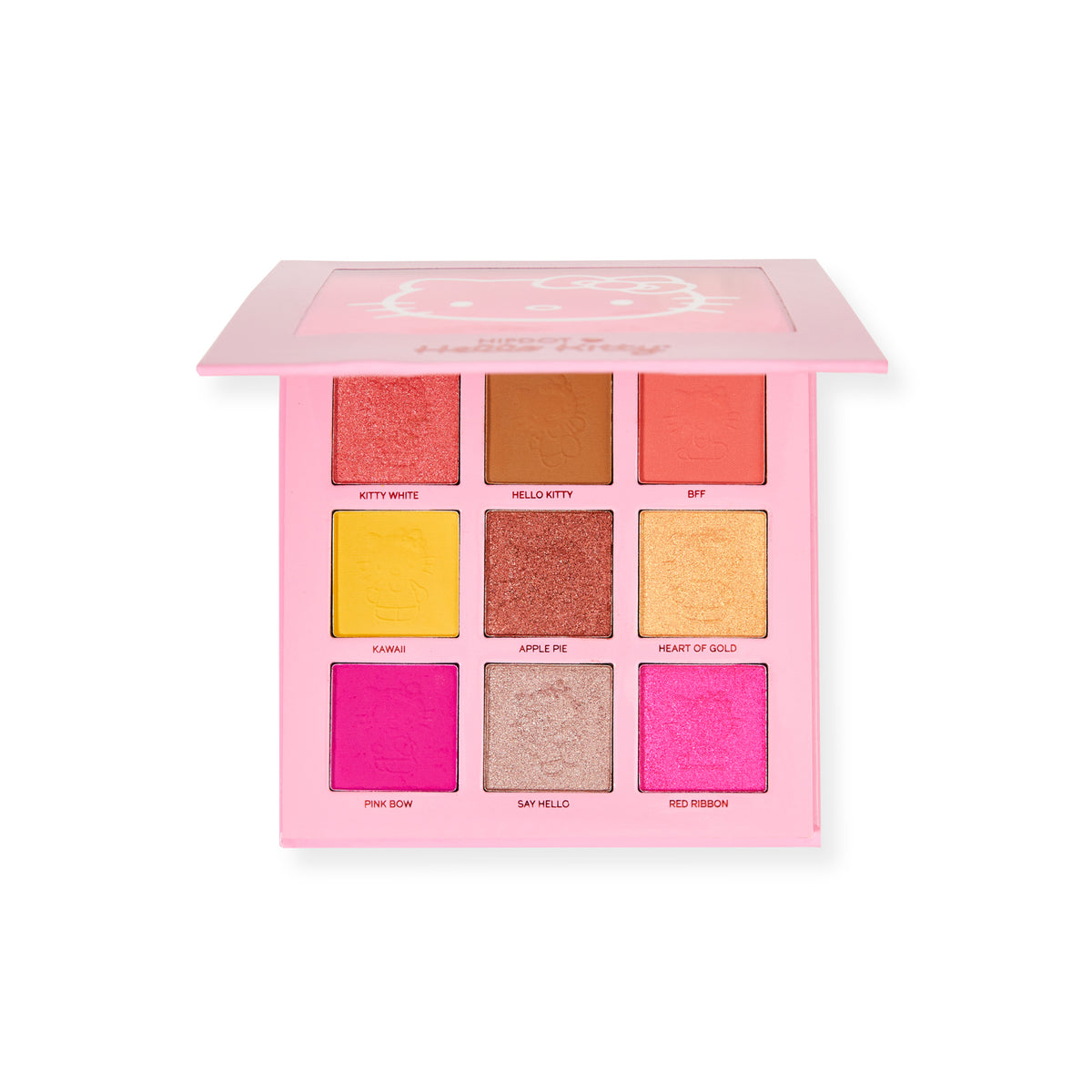 HipDot x Hello Kitty Selfie Palette