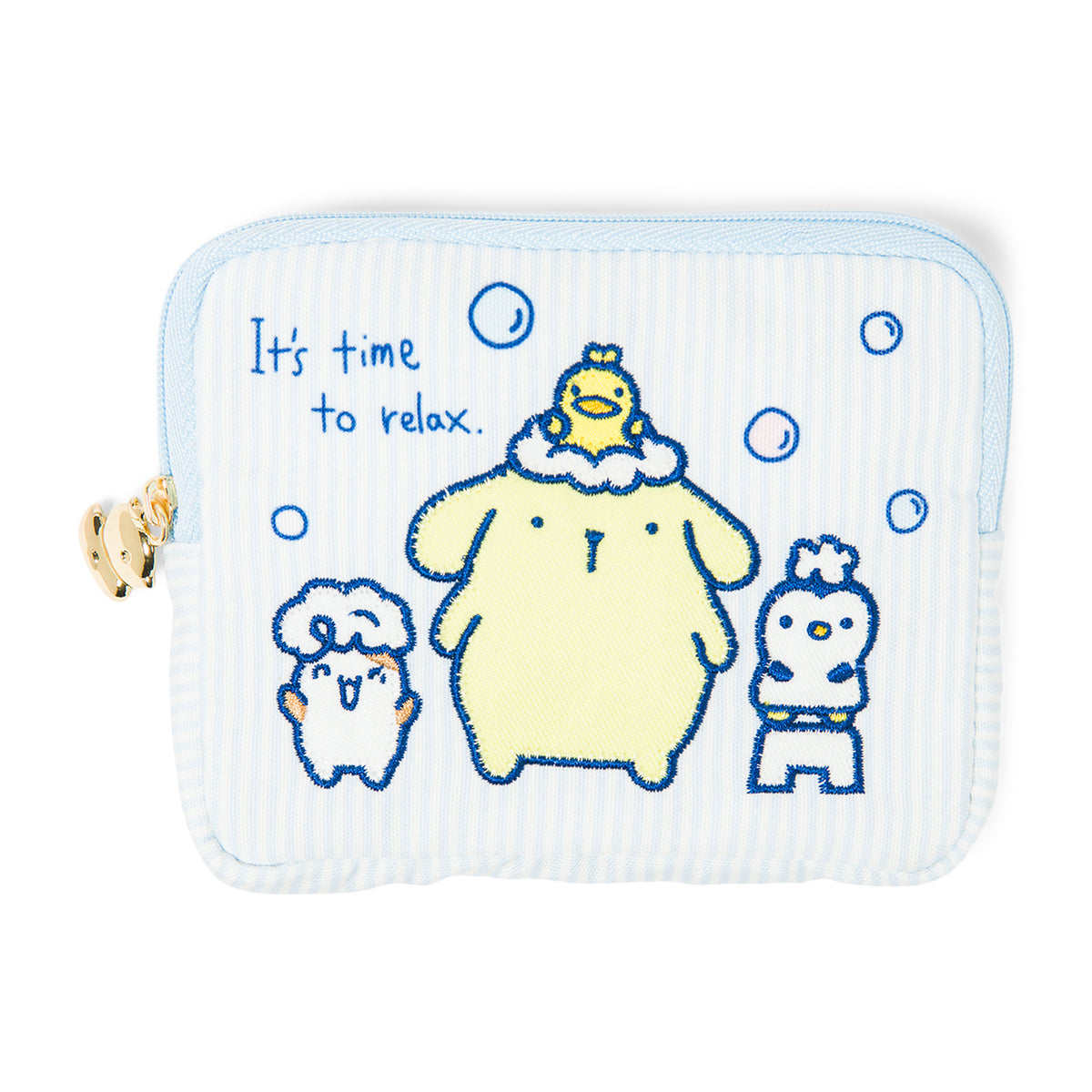 Pompompurin Bathtime Collection Tissue Pouch