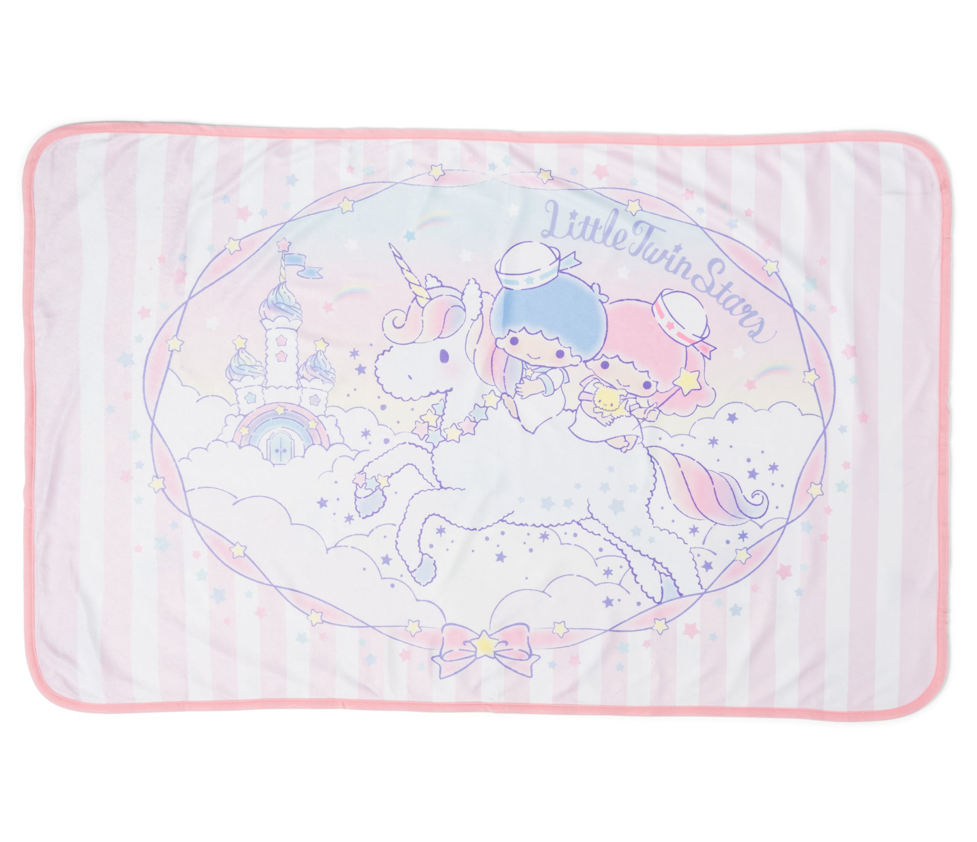 Little Twin Stars Lap Blanket