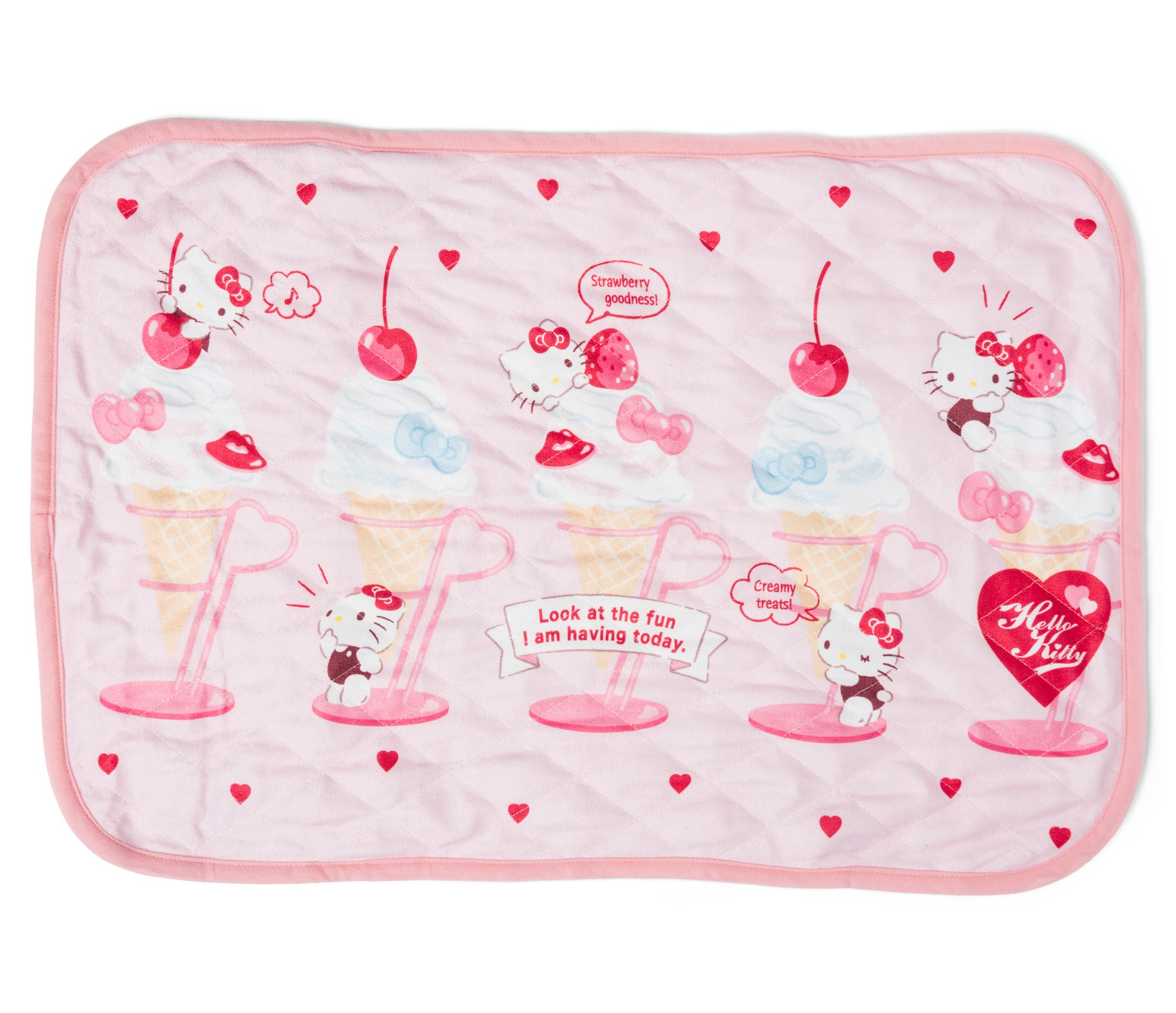 Hello Kitty Pillow Cover