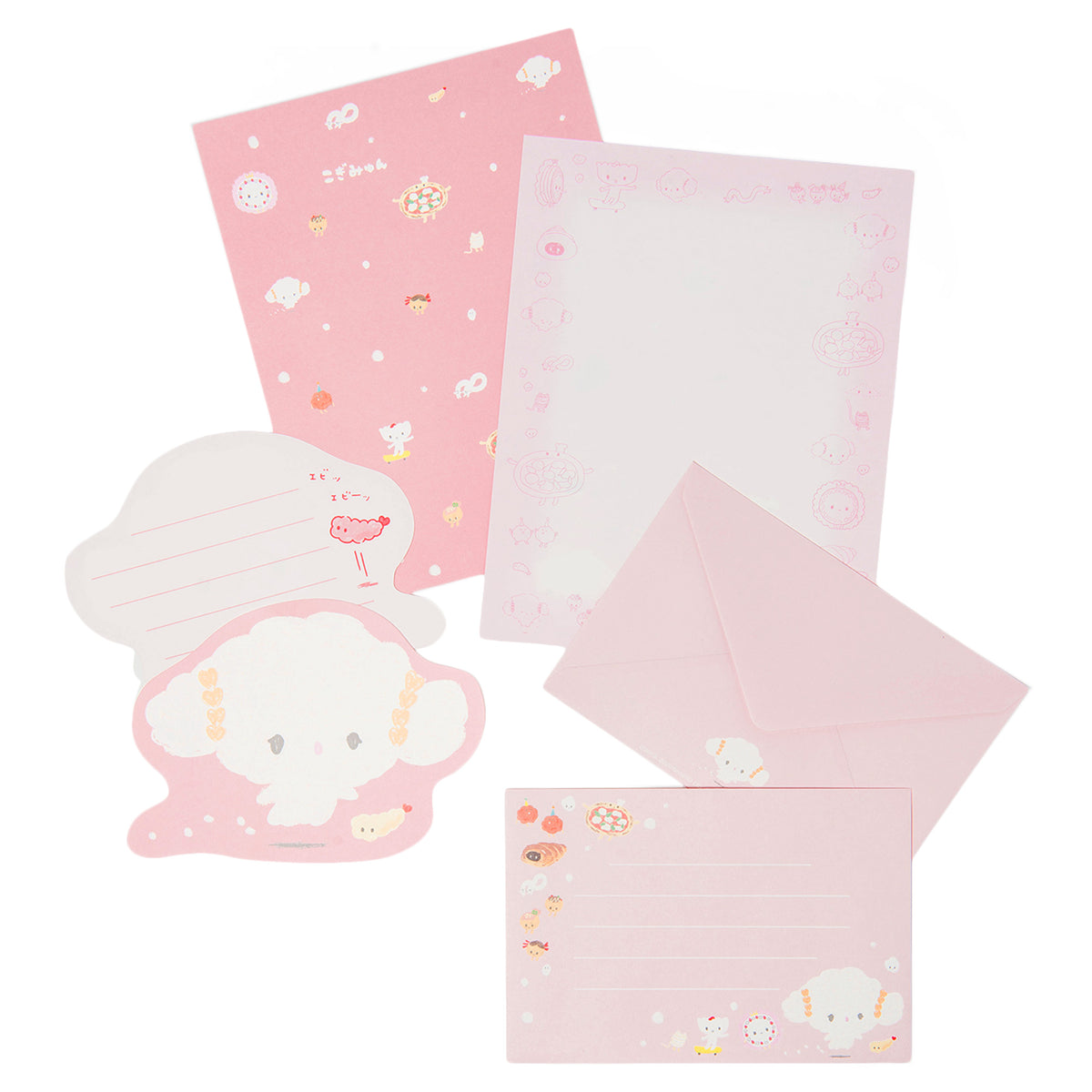 Cogimyun Diecut Letter Set Friends