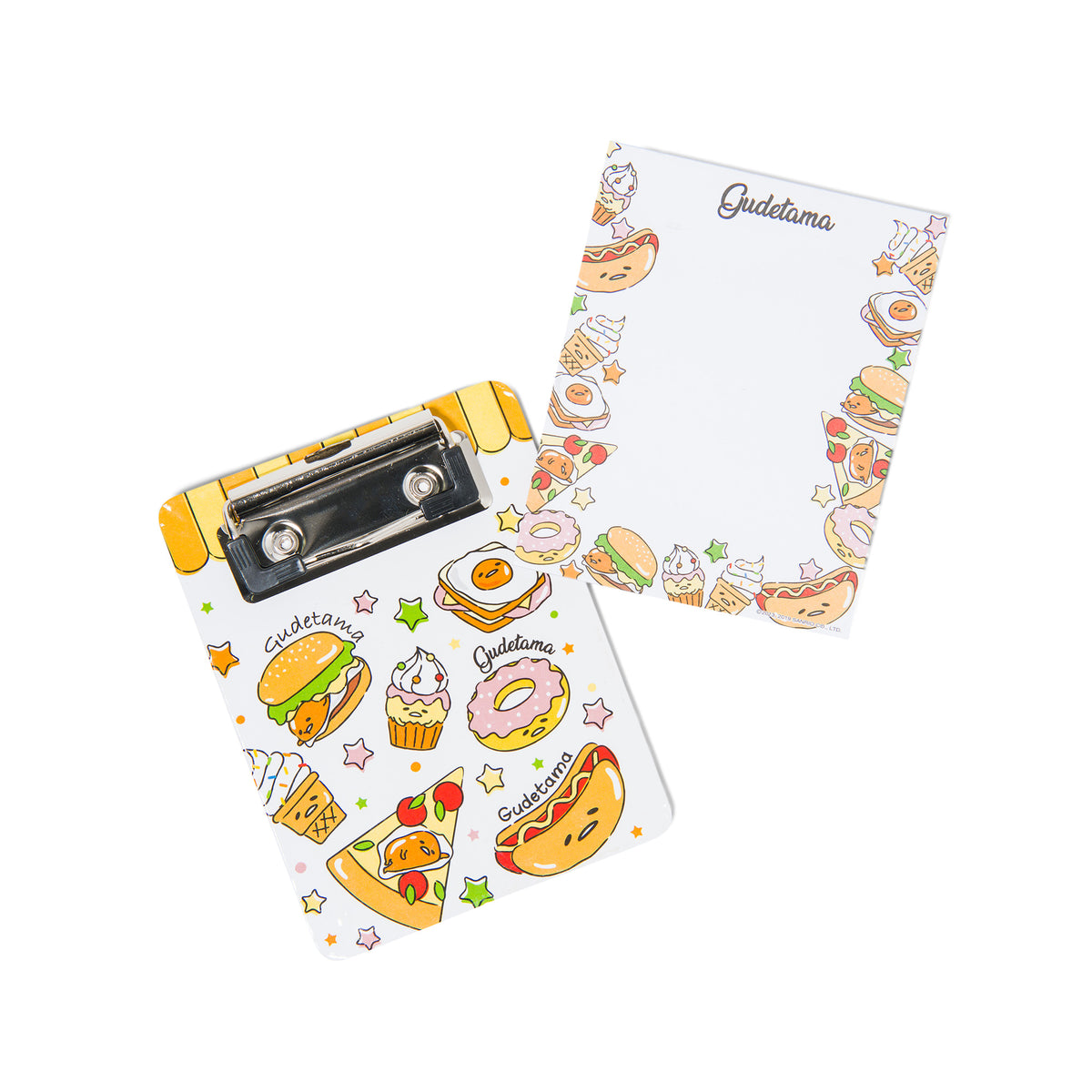 Gudetama Lunch Mini Clipboard