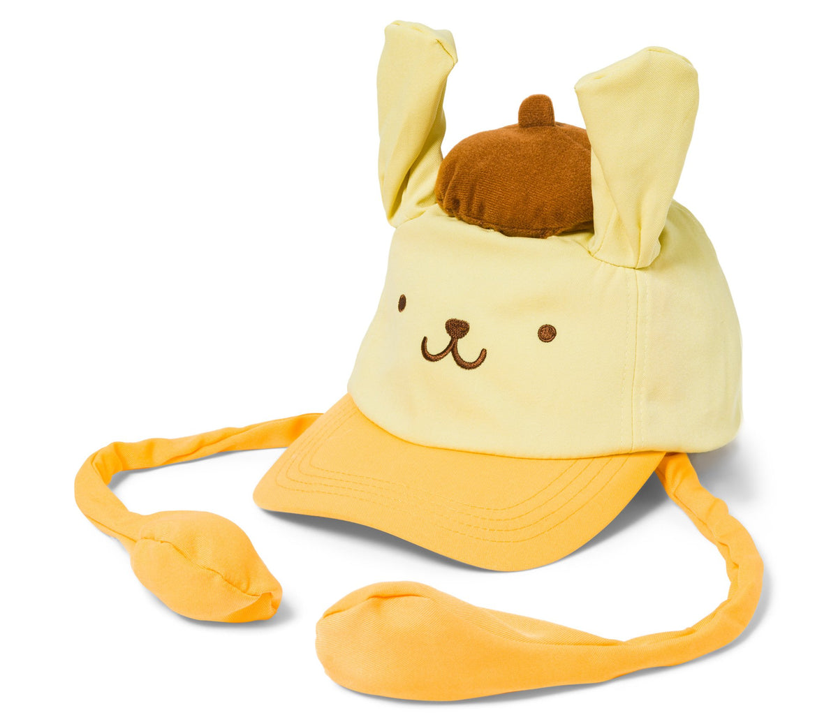 Pompompurin Flap Action Cap