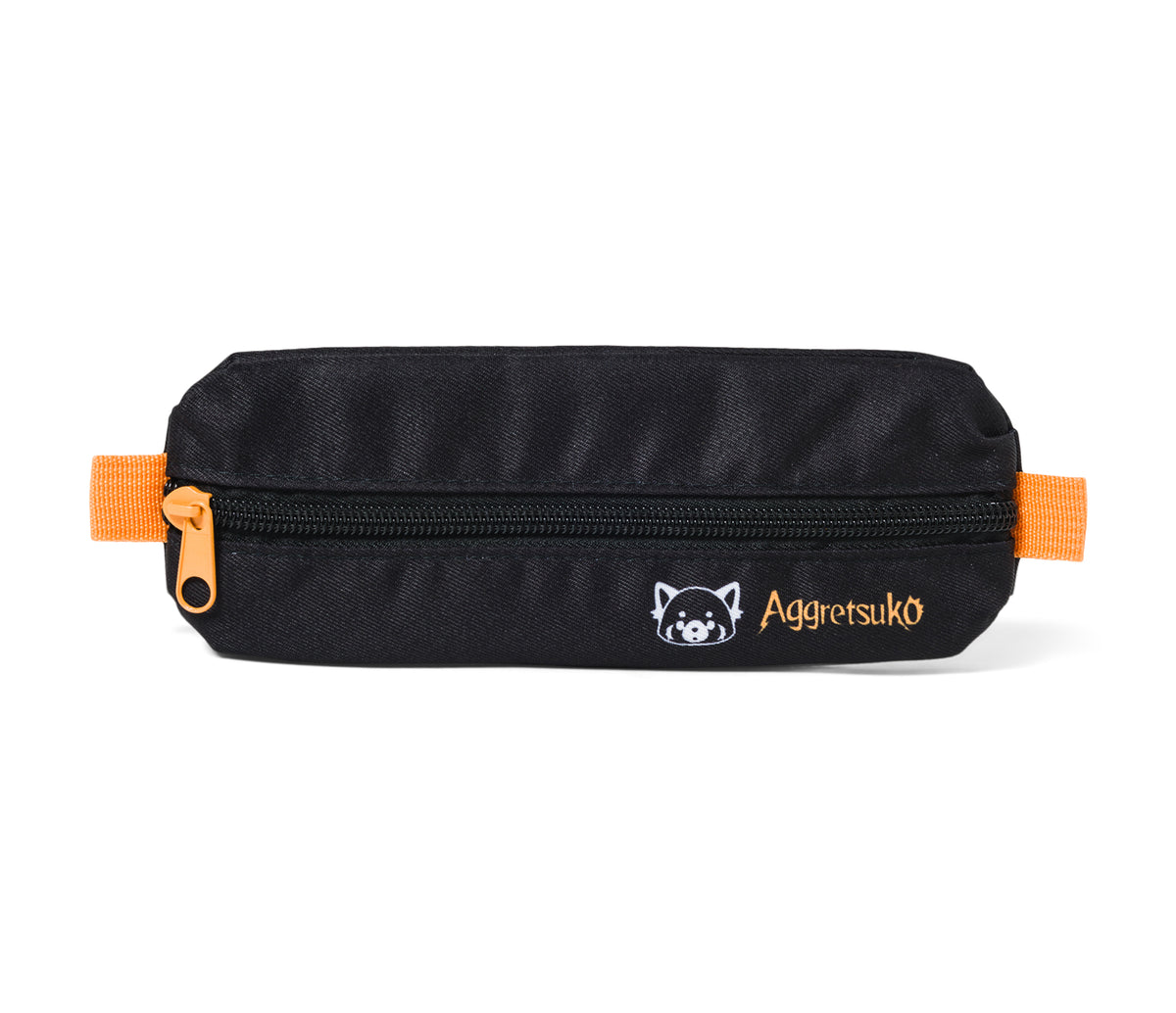 Aggretsuko Pen Pouch Office Squad
