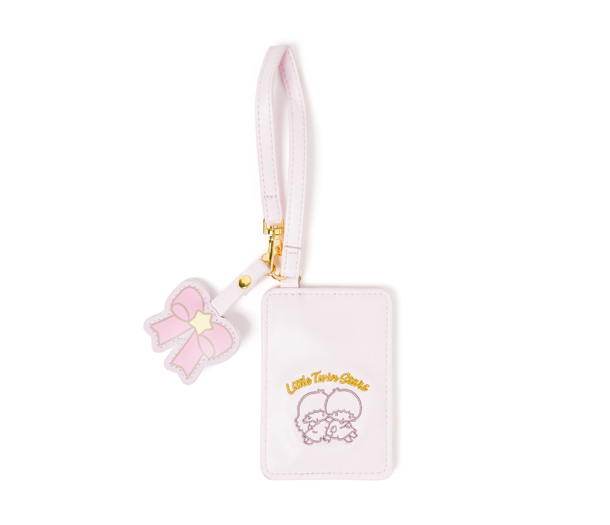 Little Twin Stars Pastel Pass Case