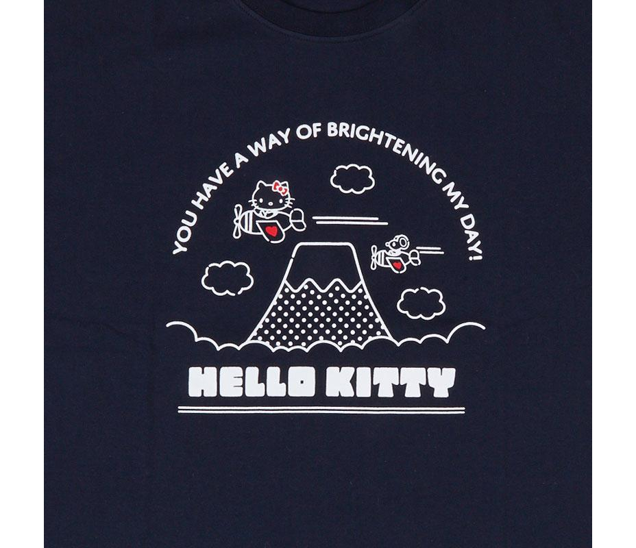 Hello Kitty Mount Fuji Tee