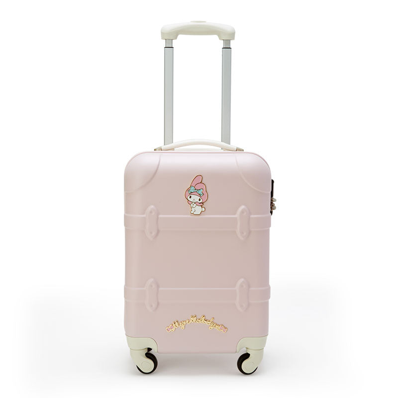 My Melody Logo Carry On Suitcase Small