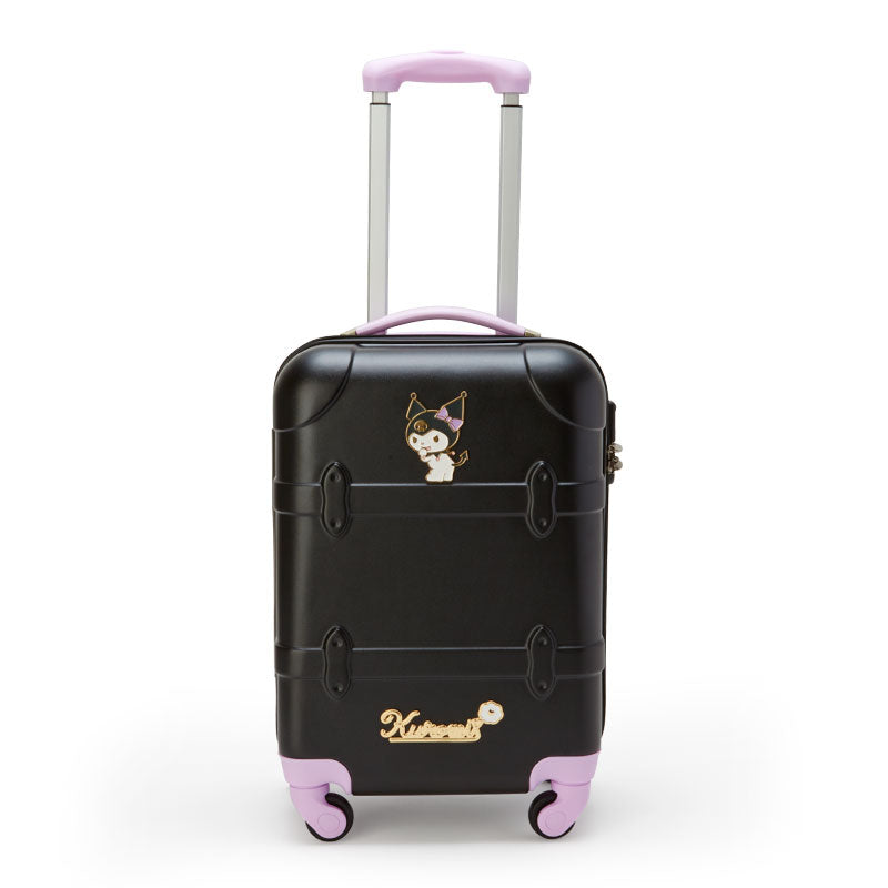 Kuromi Logo Carry On Suitcase Small