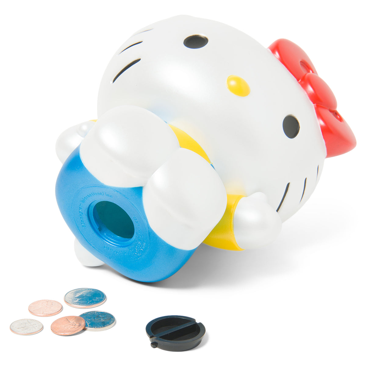 Hello Kitty Classic Figural Coin Bank