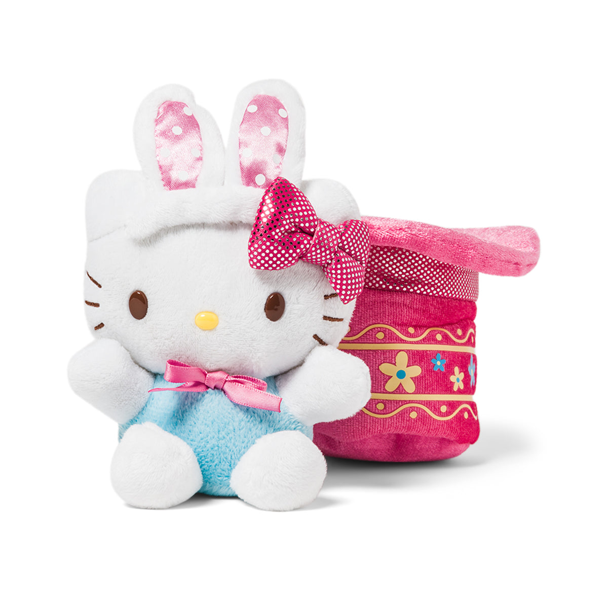 Hello Kitty Bunny Magic Plush