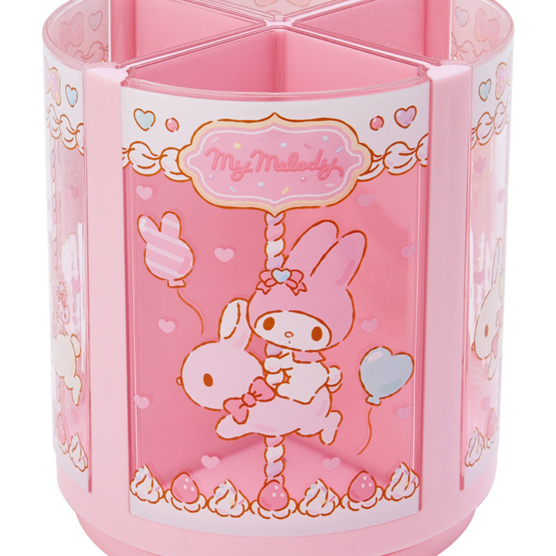 My Melody Carousel Pen Stand