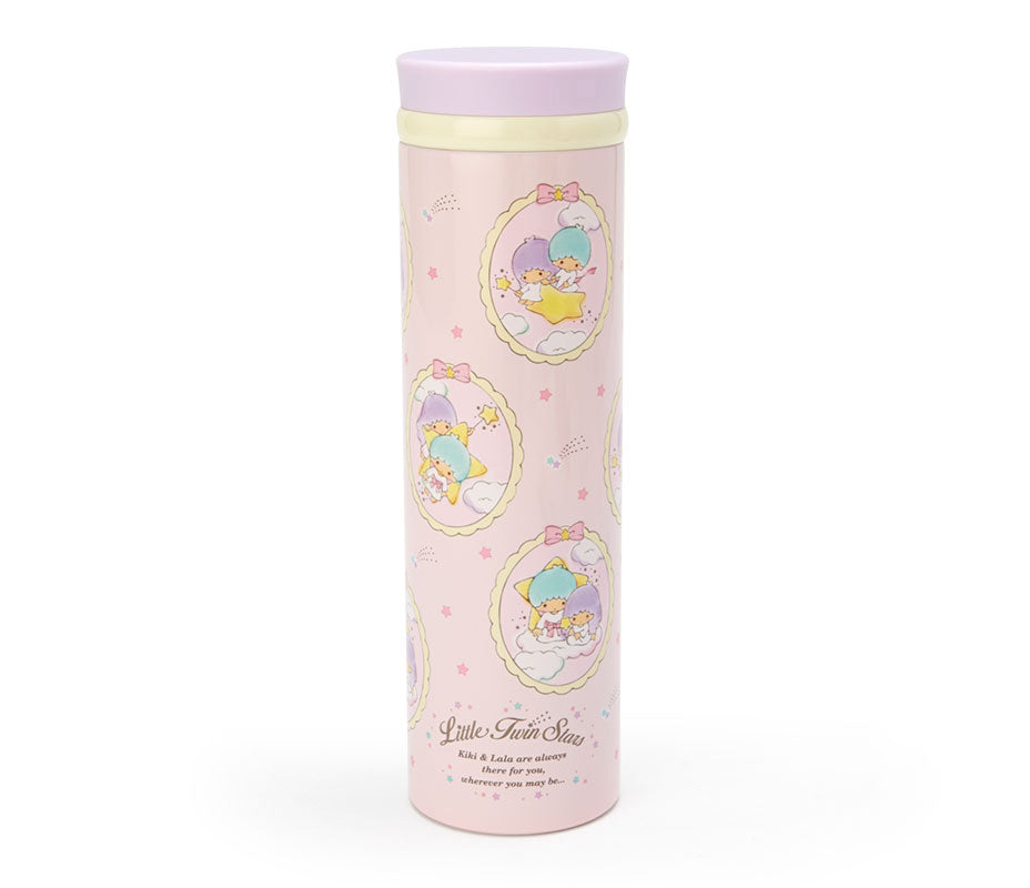 Little Twin Stars Steel Bottle Travel Mug