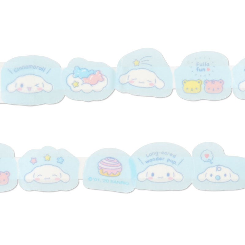 Cinnamoroll Peta Roll Washi Sticker Tape