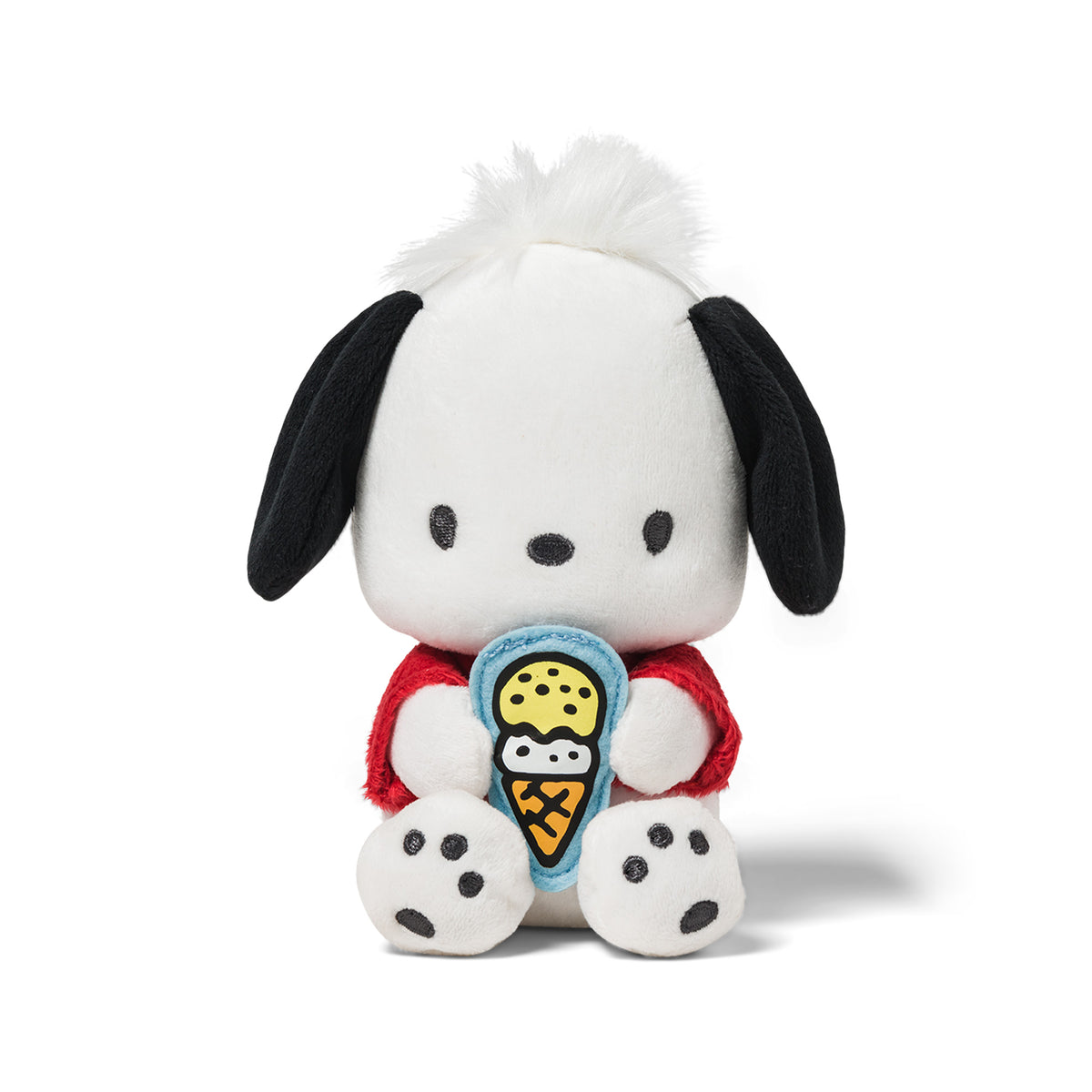 "Pochacco Tasty Treats 6"" Plush"