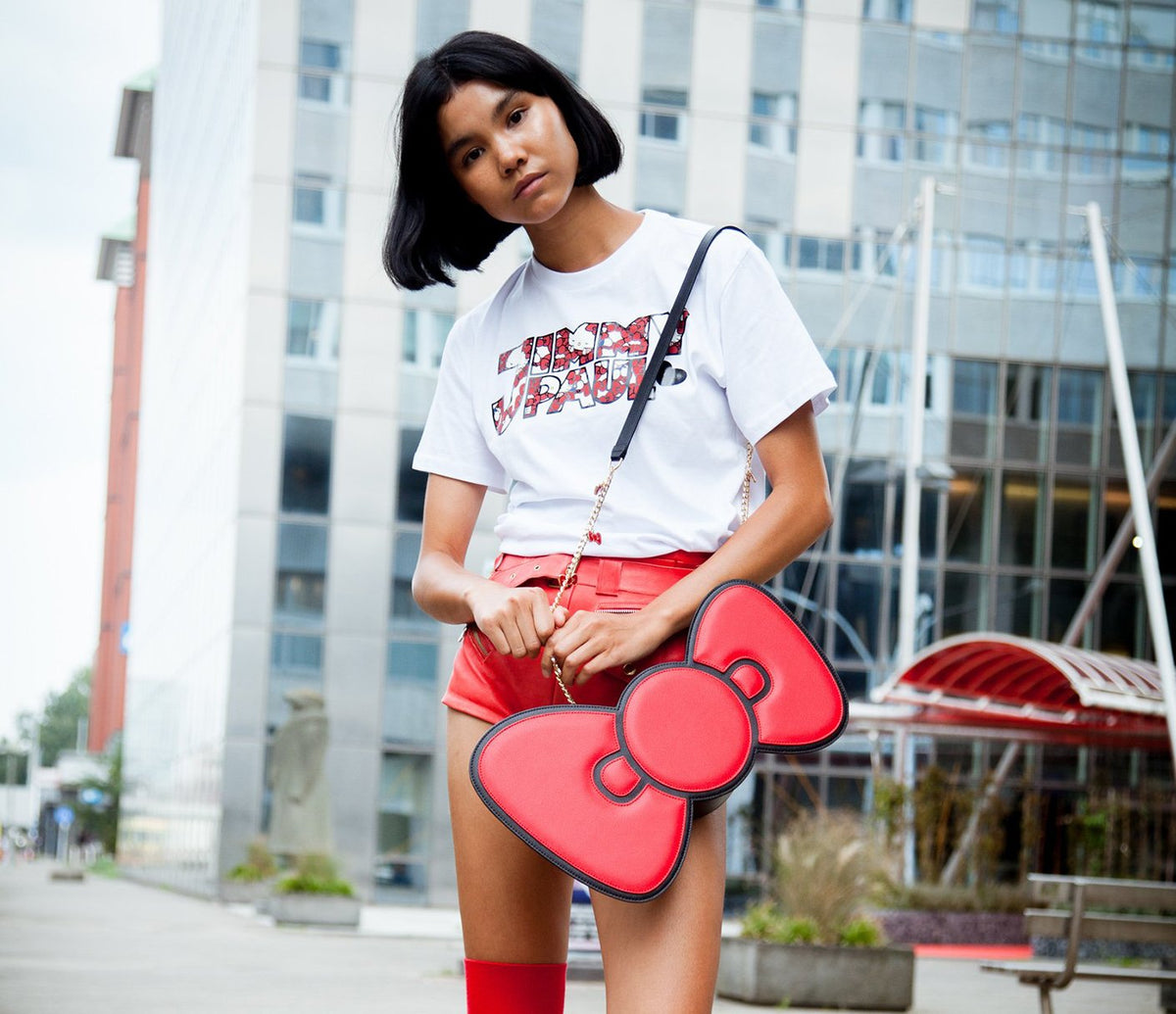 Hello Kitty x Jimmy Paul Bow Shoulder Bag