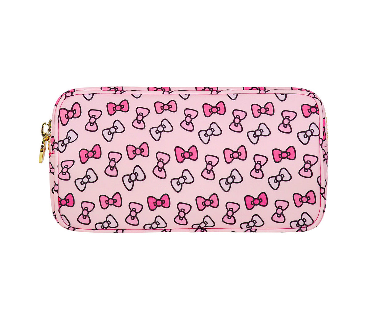 Stoney Clover Lane x Hello Kitty Bows Small Pouch