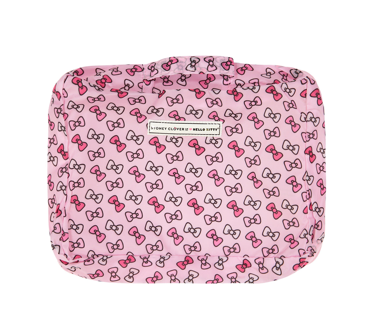 Stoney Clover Lane x Hello Kitty Bows Packing Cubes