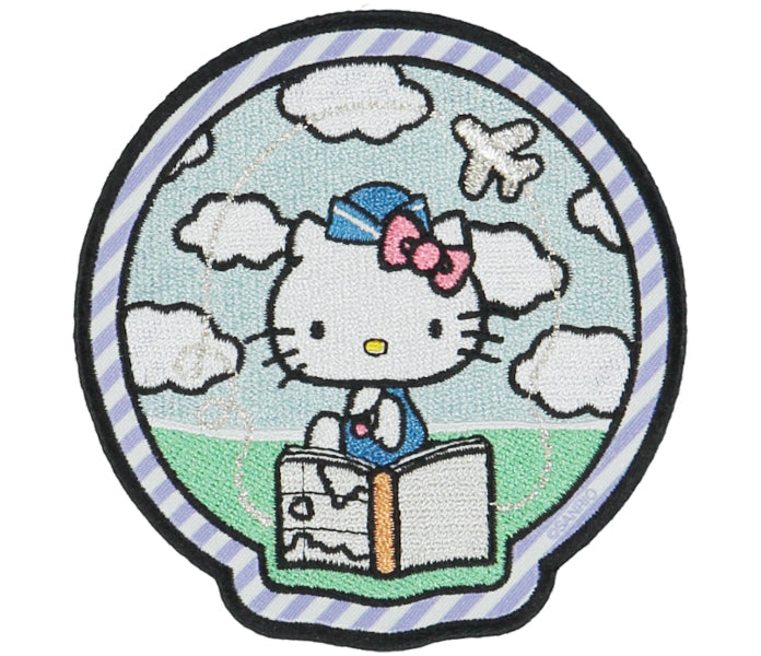 Stoney Clover Lane x Hello Kitty Map Sticker Patch