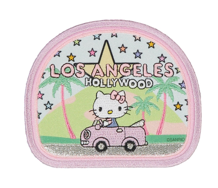 Stoney Clover Lane x Hello Kitty Los Angeles Sticker Patch