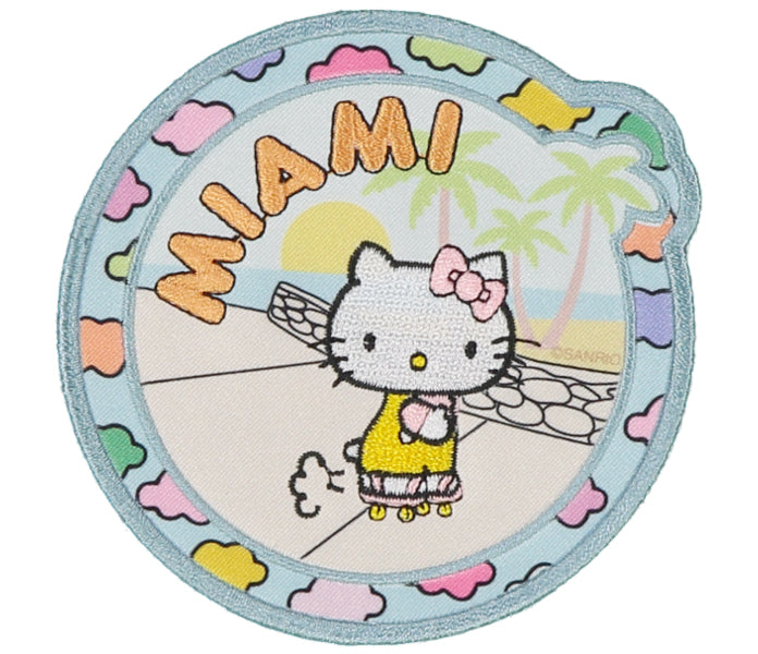 Stoney Clover Lane x Hello Kitty Miami Sticker Patch