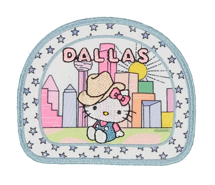 Stoney Clover Lane x Hello Kitty Dallas Sticker Patch
