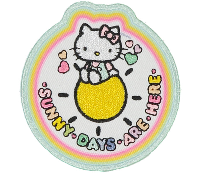 Stoney Clover Lane x Hello Kitty Sunny Days Are Here Sticker Patch