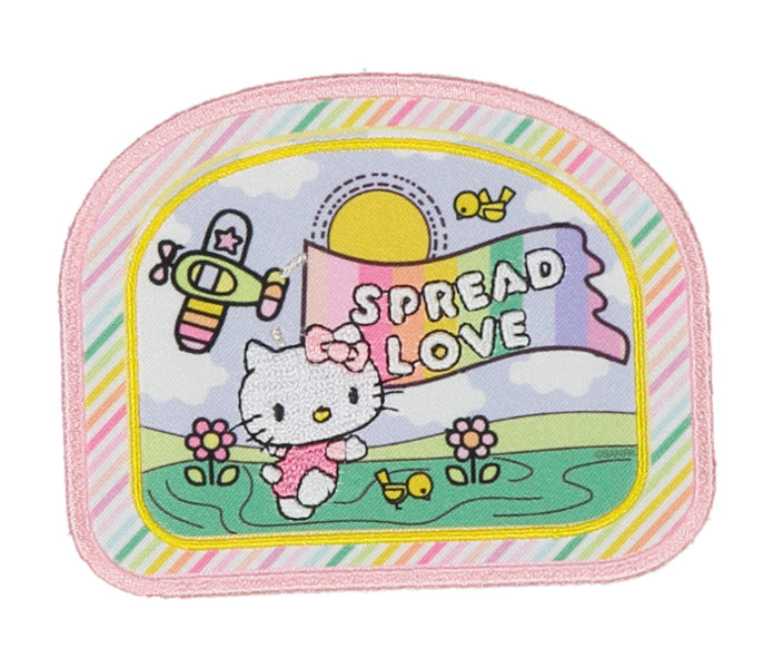 Stoney Clover Lane x Hello Kitty Spread Love Sticker Patch
