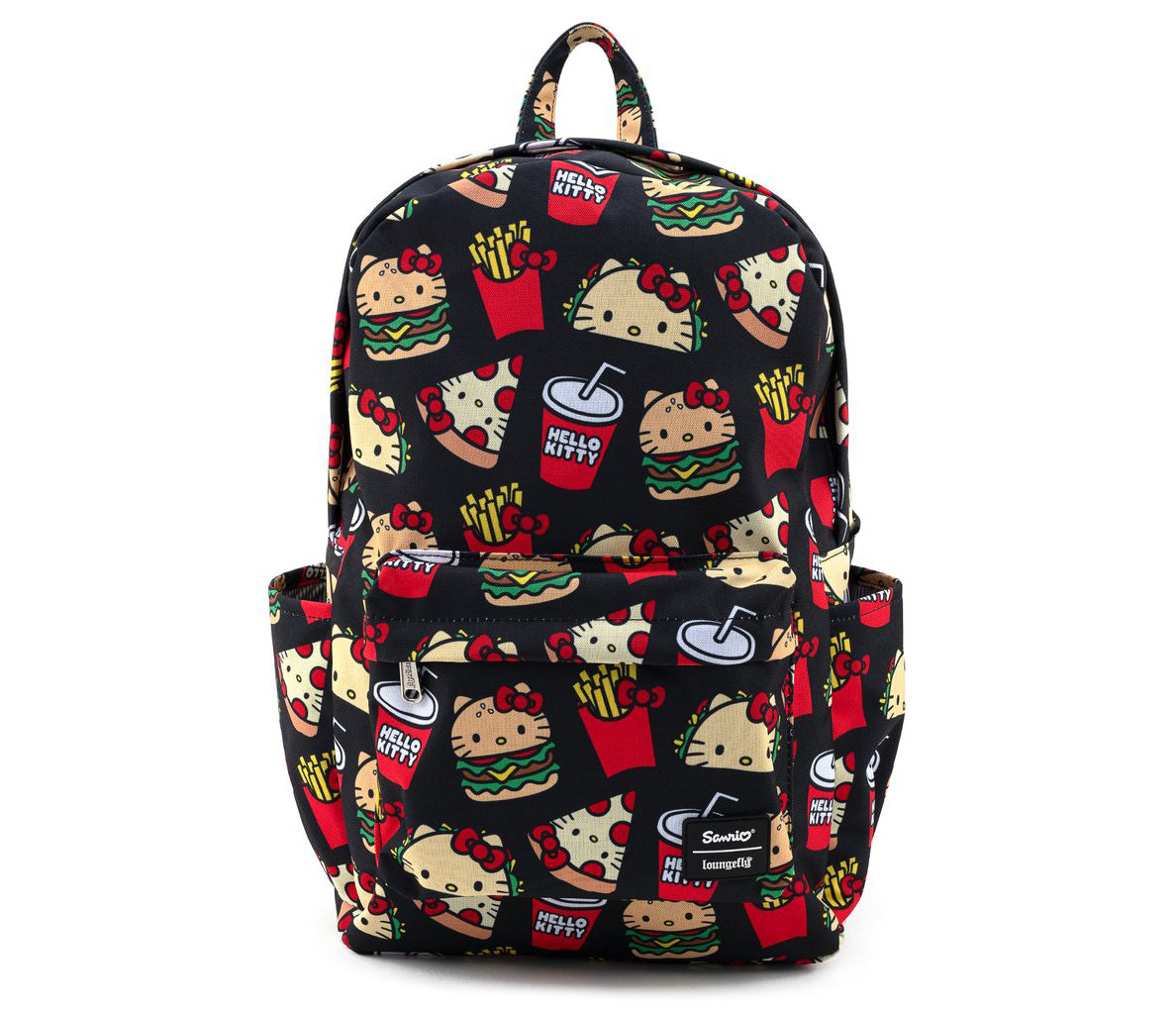 Loungefly x Hello Kitty Snacks Print Backpack