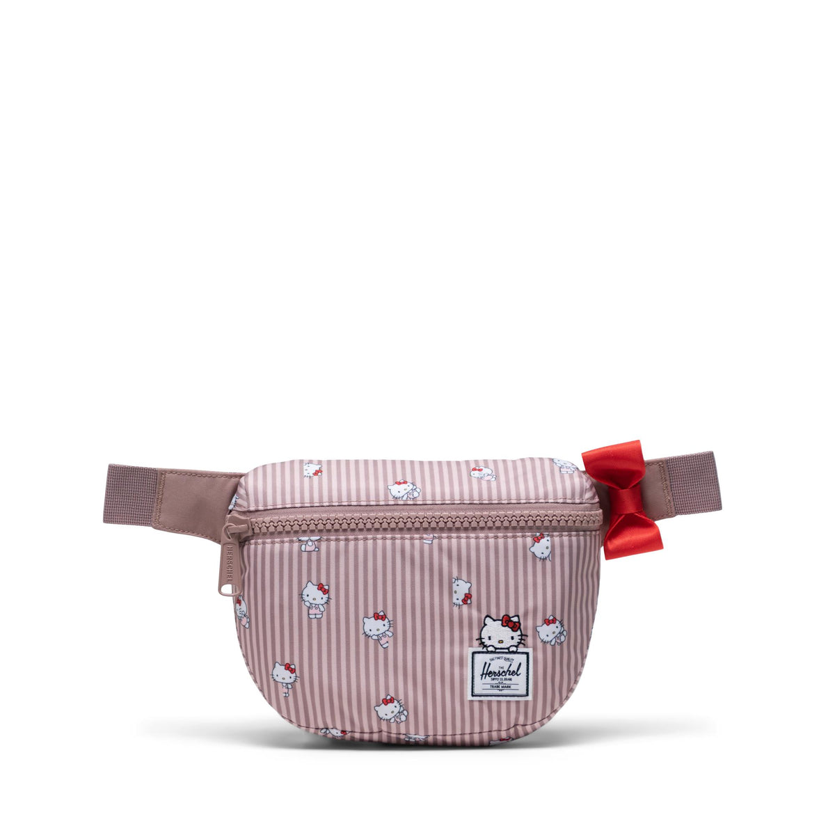 Herschel x Hello Kitty Hickory Stripe Fifteen Hip Pack