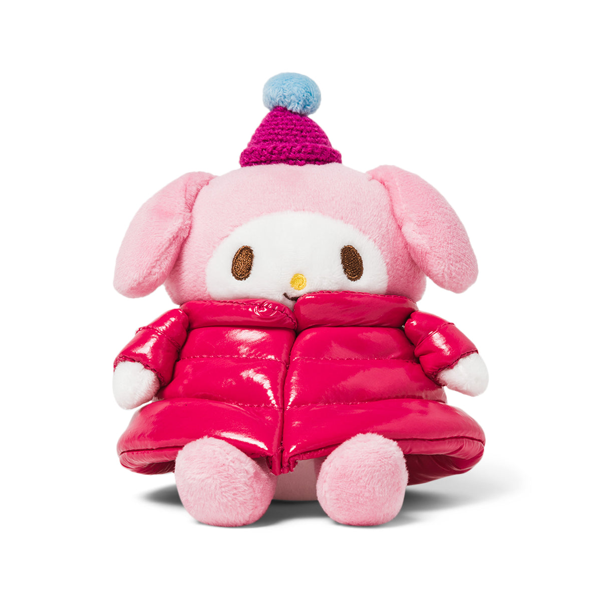 "My Melody Puffer Down Jacket 6"" Plush"