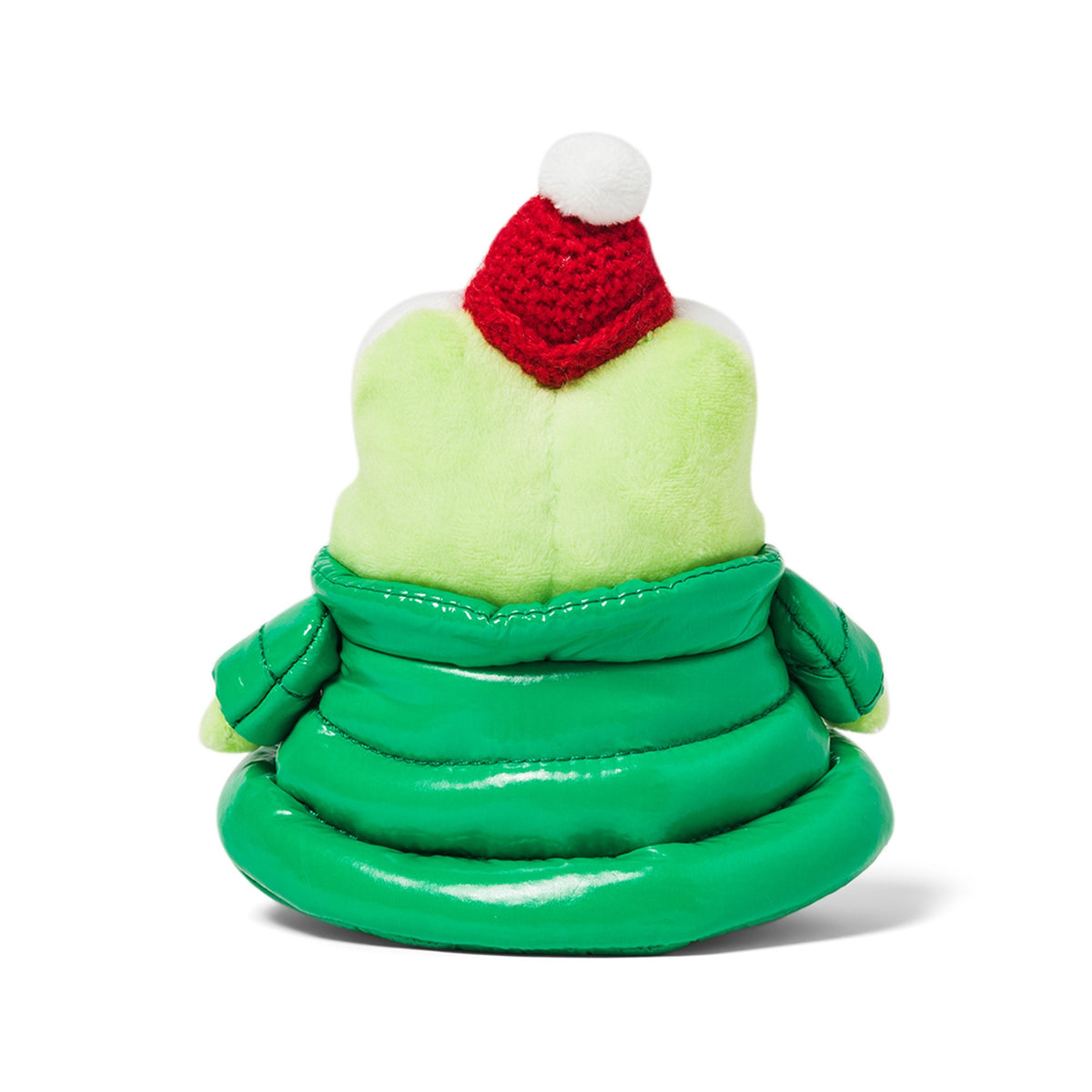 "Keroppi Puffer Down Jacket 6"" Plush"