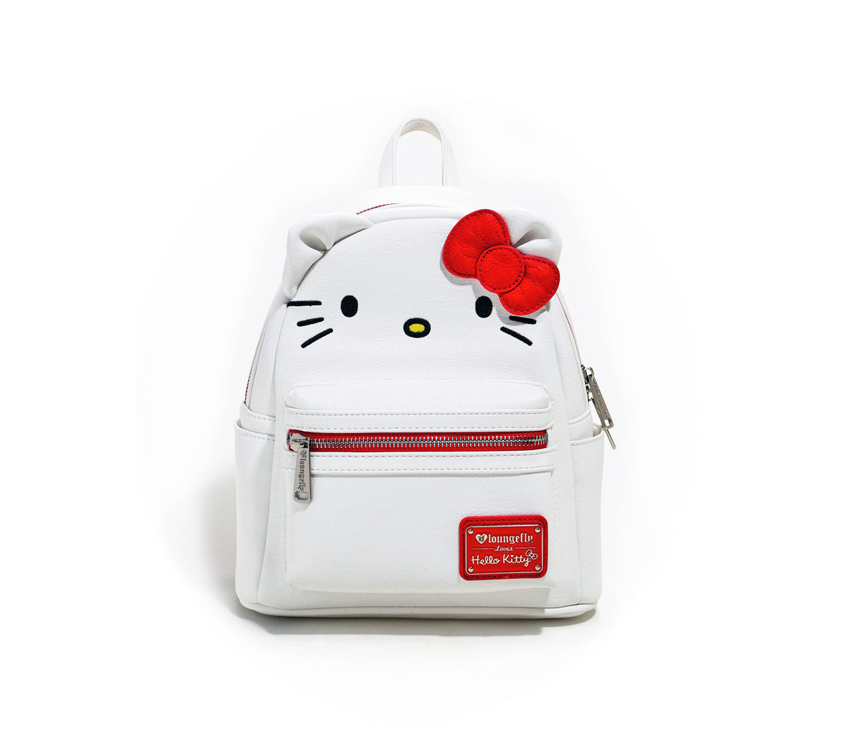 Loungefly x Hello Kitty Classic Face Mini Backpack