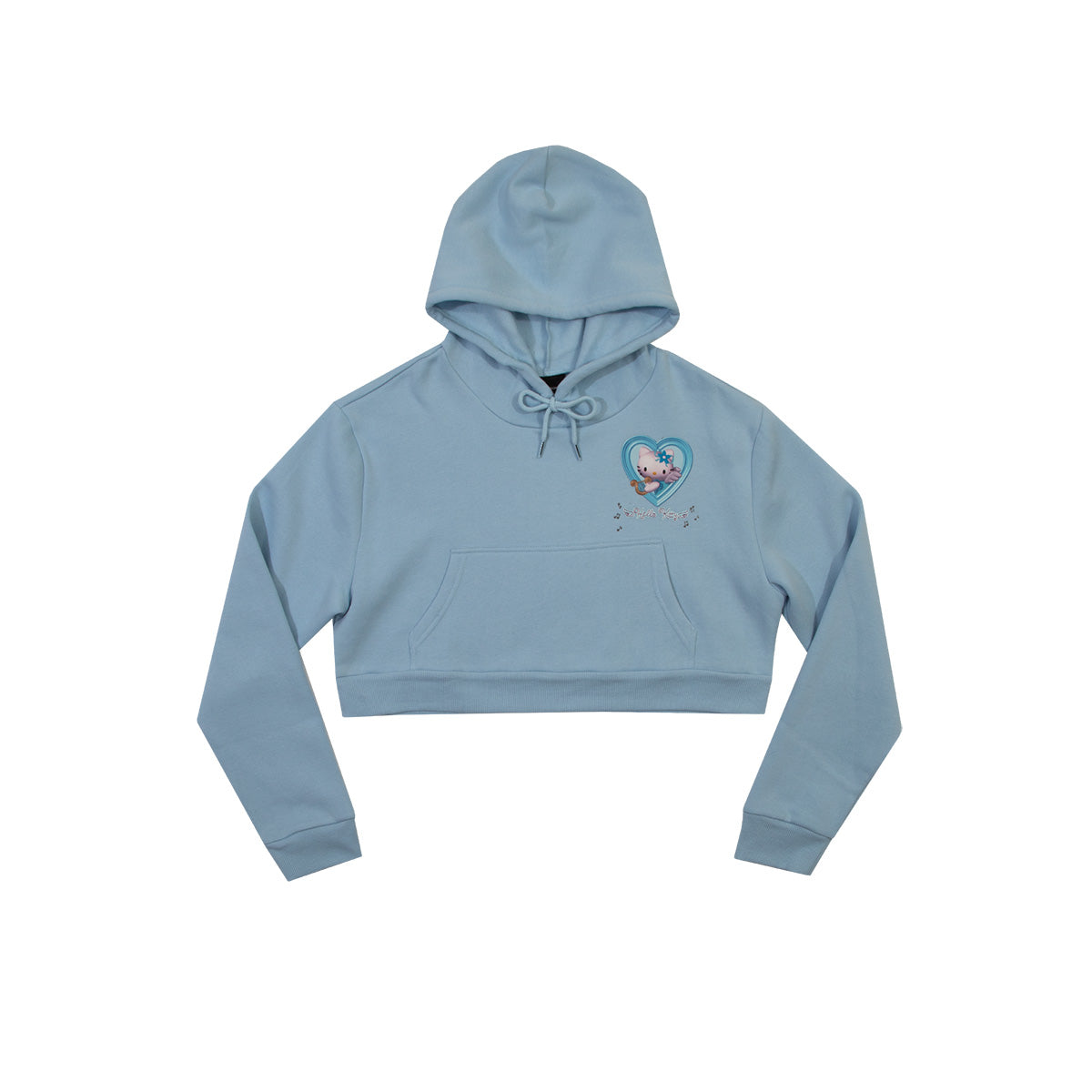 Hello Kitty Angel Blue Active Hoodie