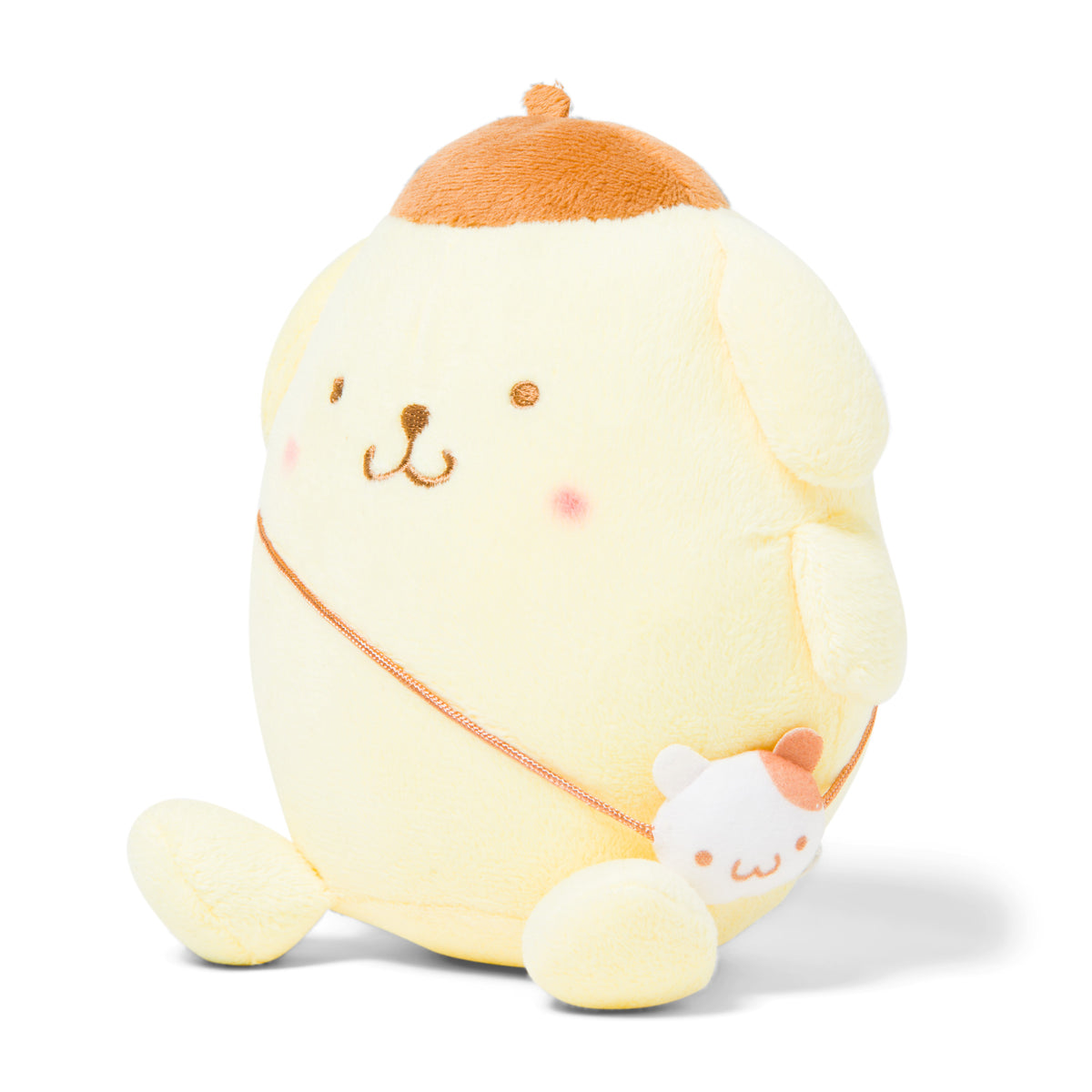 Pompompurin Crossbody Small Plush