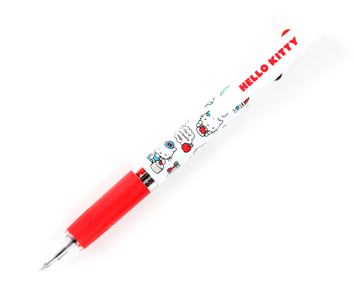 Hello Kitty 3-Color Ballpoint Pen: Favorite Things