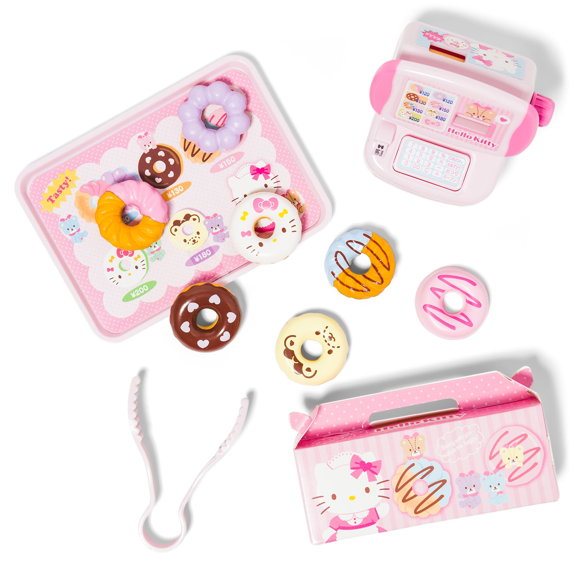 Hello Kitty Donut Playset