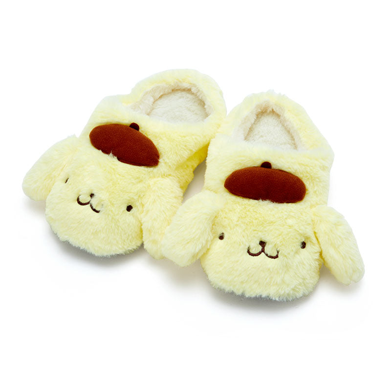 Pompompurin Plush Room Slippers