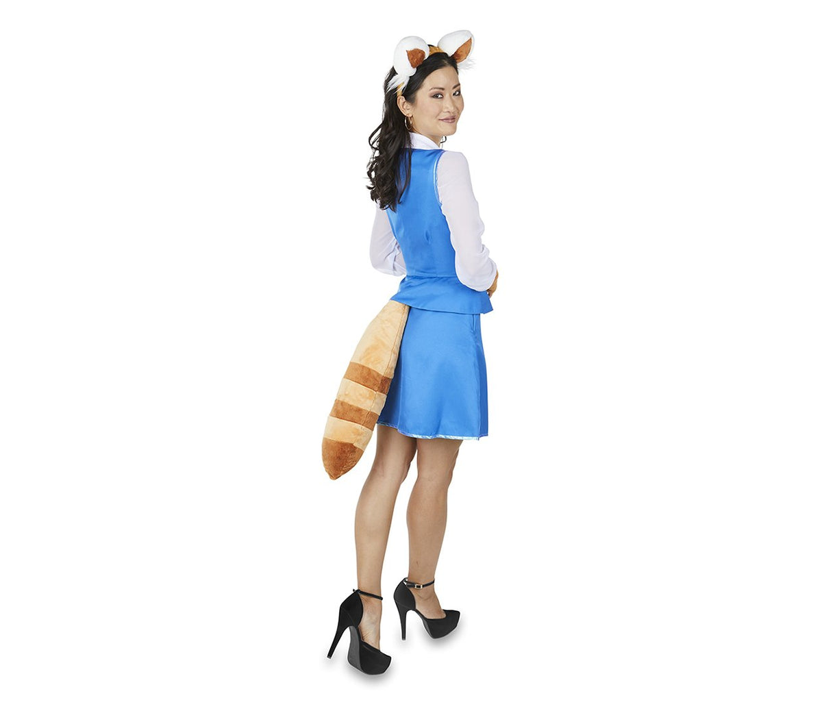 Aggretsuko Adult Costume Office Lady