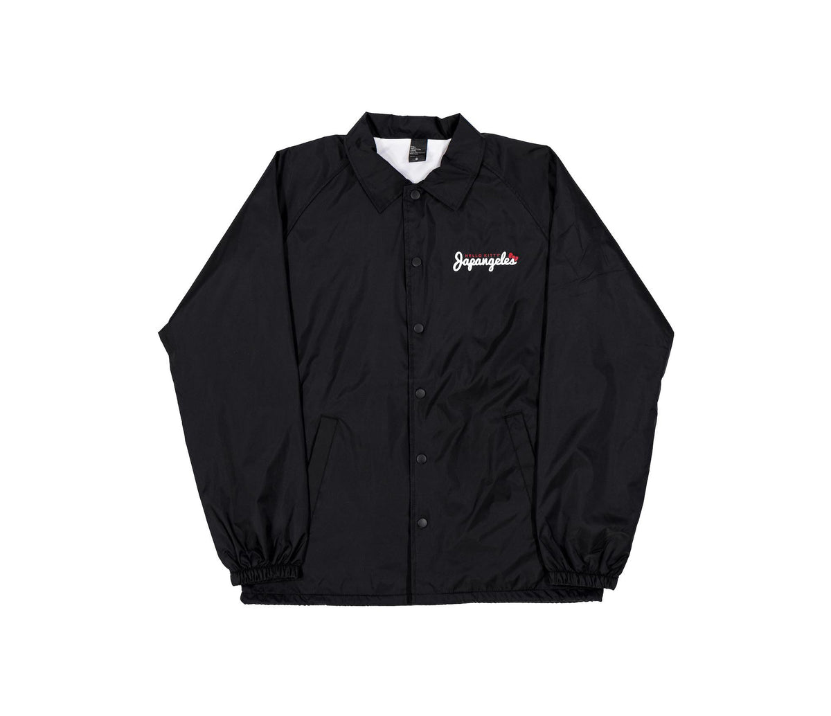 Japangeles x Hello Kitty Coach Jacket Black