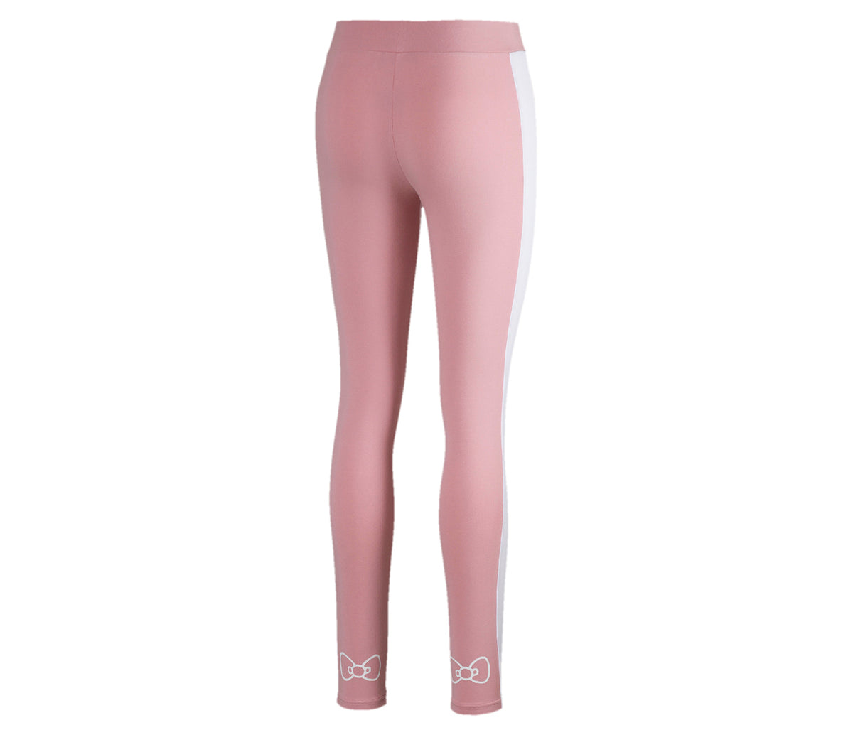 PUMA x Hello Kitty Leggings: Pink