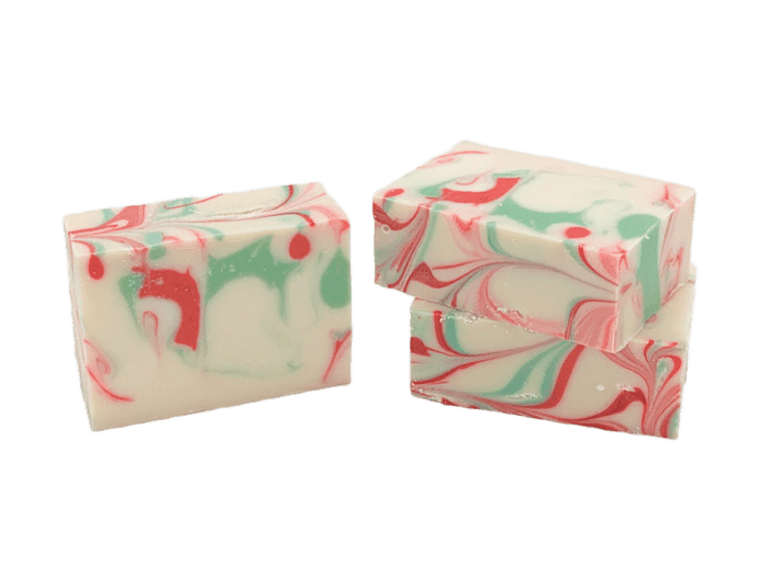 Red Tulips & Evergreen - 6 oz. Bar
