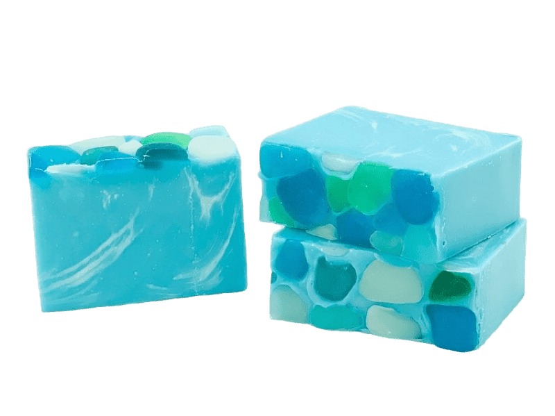 Sea Glass - 6 oz. Bar