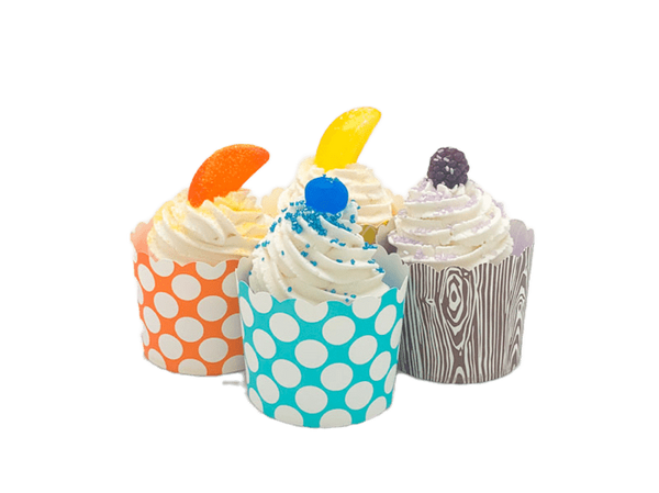 Bubble Bath Cupcake - 5.75 oz.