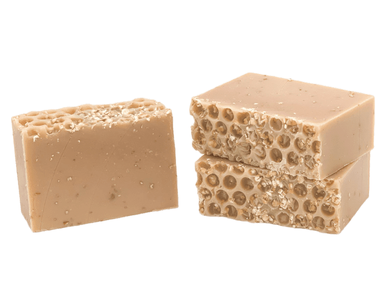Oatmeal, Milk & Honey - 6 oz. Bar