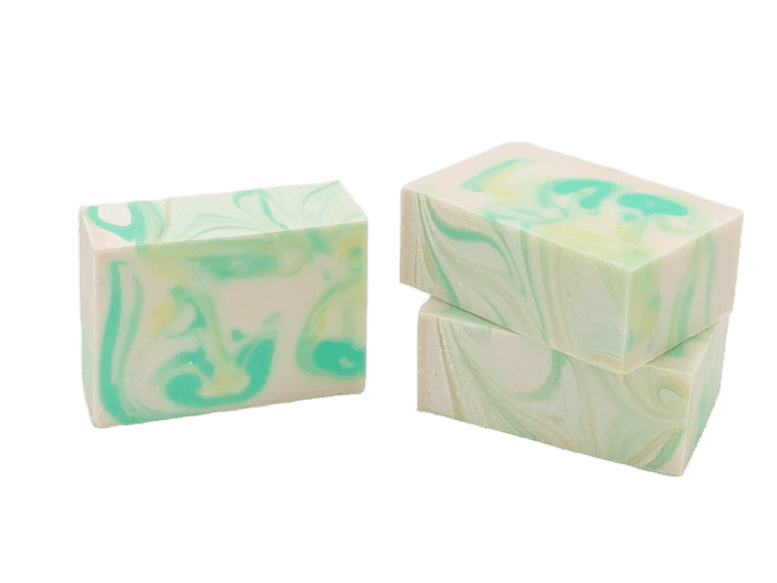 Green Tea & Lemongrass - 6 oz. Bar
