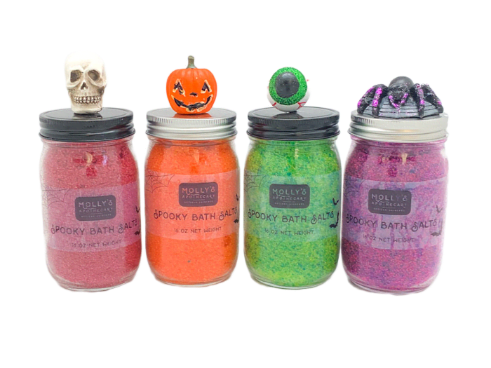 Spooky Bath Salts - 16 oz.
