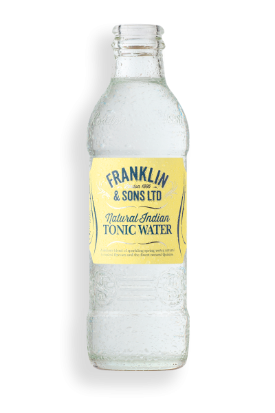 PACK 4/Uds NATURAL TONIC WATER