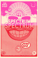Poster - Spectrum @ Soda Bar - 04.27.2011